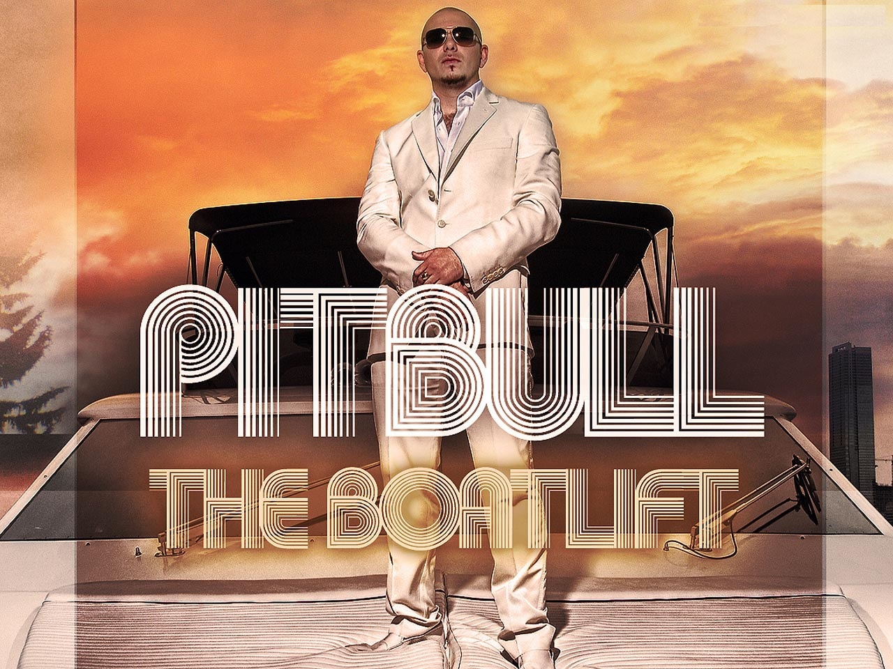 Pitbull The Boatlift Wallpapers & Pictures