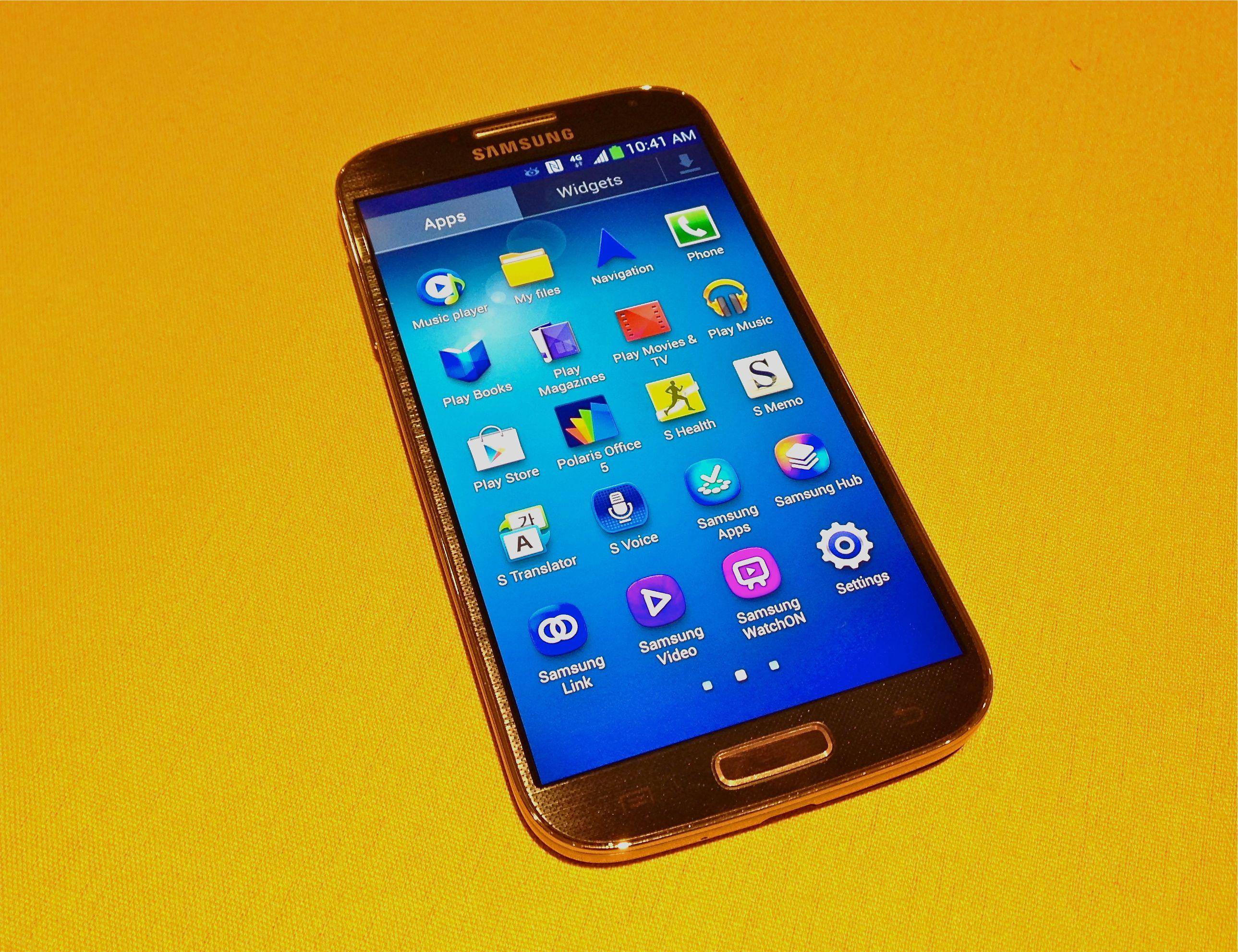 Samsung Galaxy S4 Photos & wallpaper