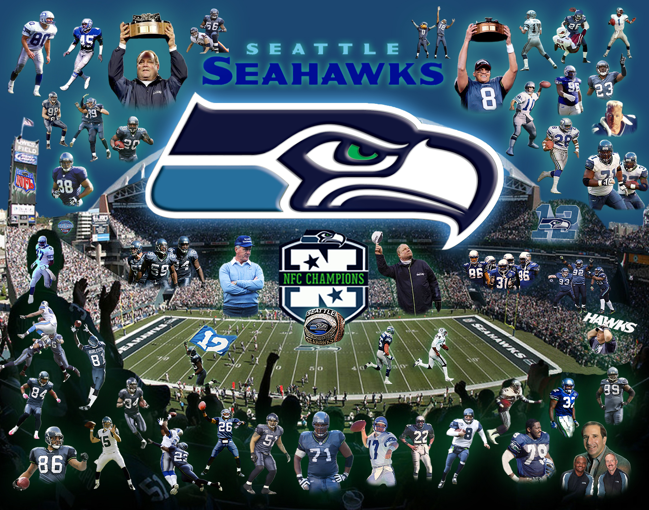 Seahawks Pics & Wallpaper