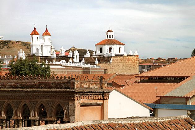 Sucre City Charcas Pictures