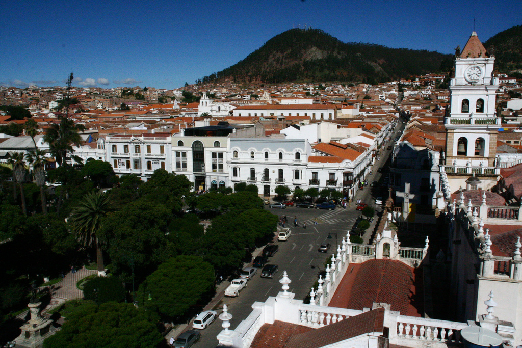 Sucre City Wallpapers