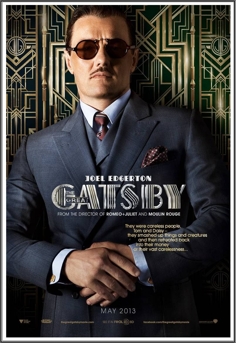 The Great Gatsby 2013 Joel Edgerton Pictures