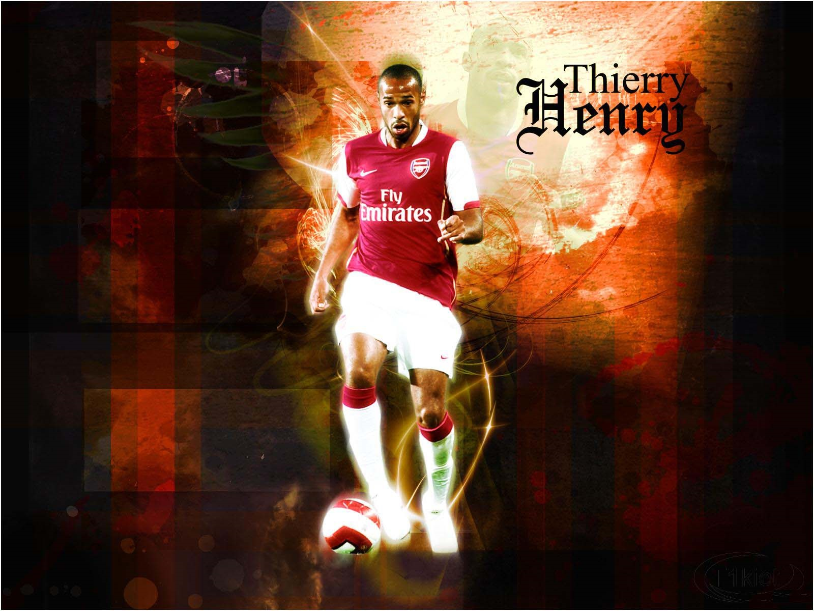 Thierry Henry Photos & Images
