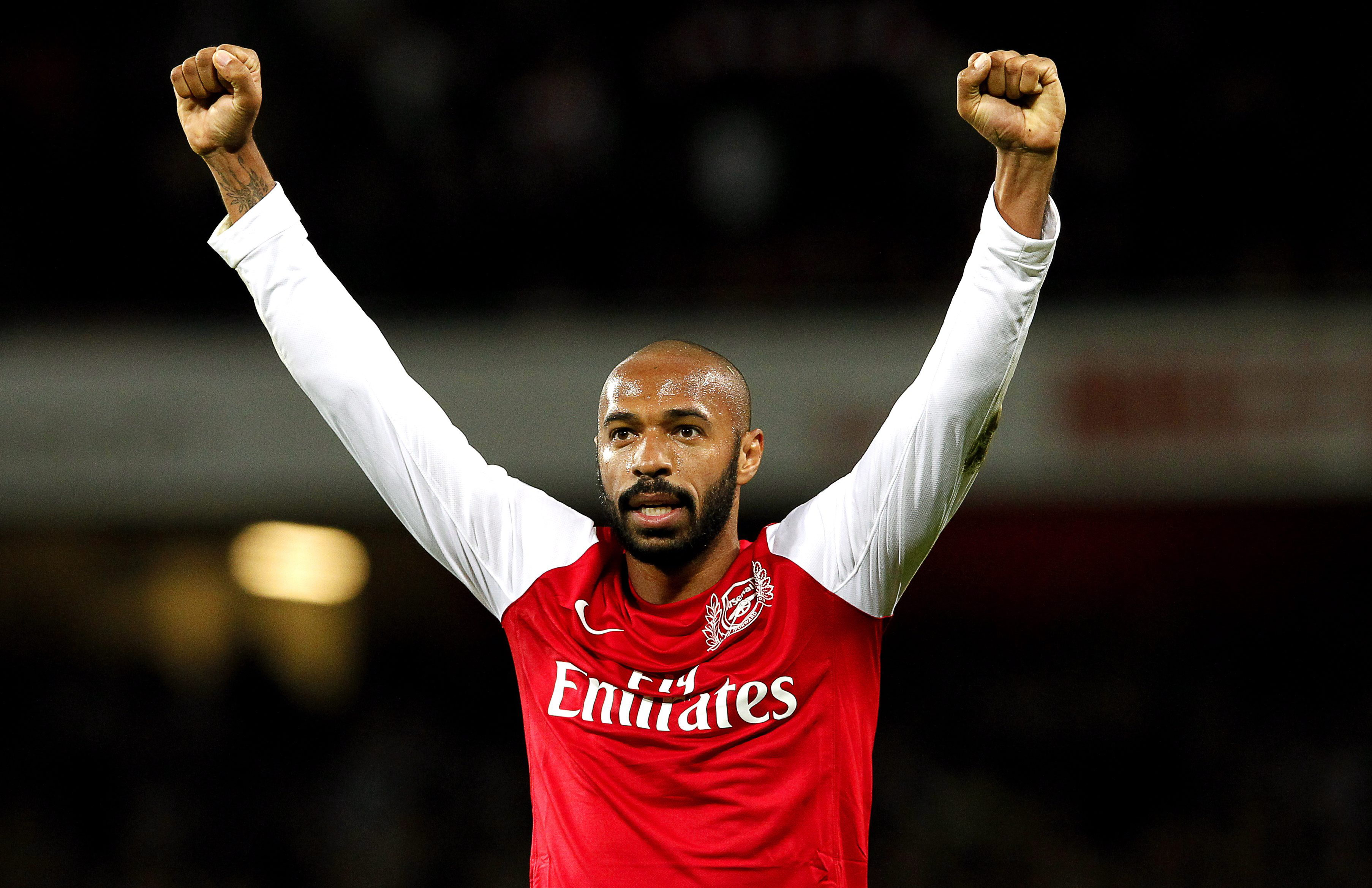 Thierry Henry Photos & Wallpaper