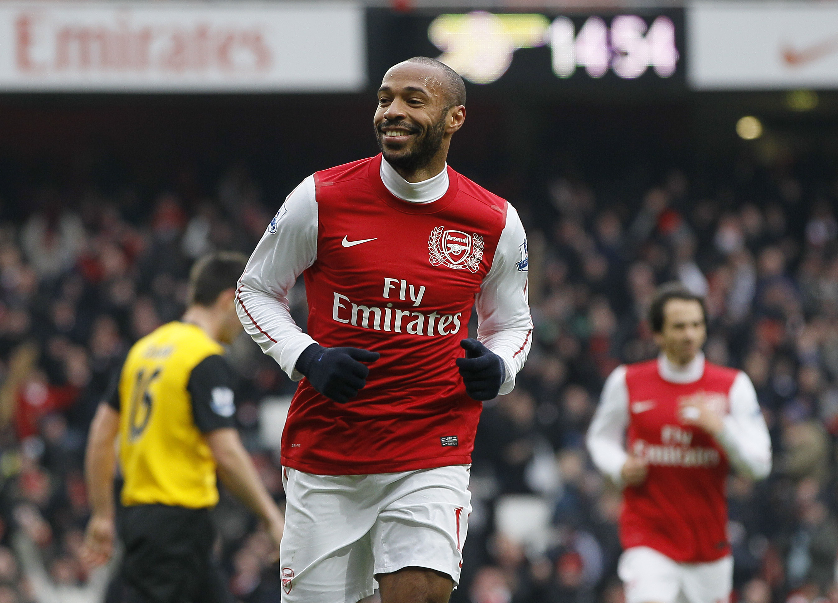 Thierry Henry HD Wallpapers & Pictures