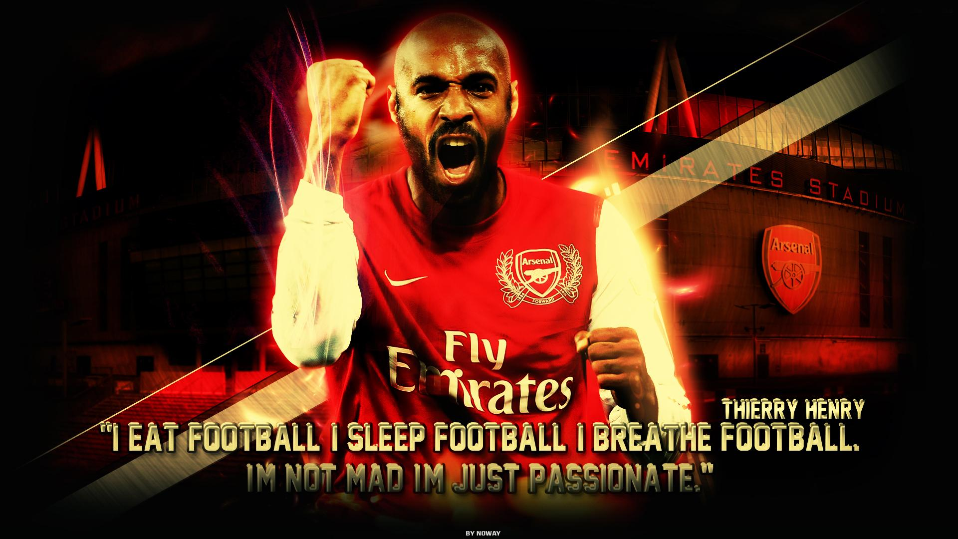 Thierry Henry Wallpapers & Pics
