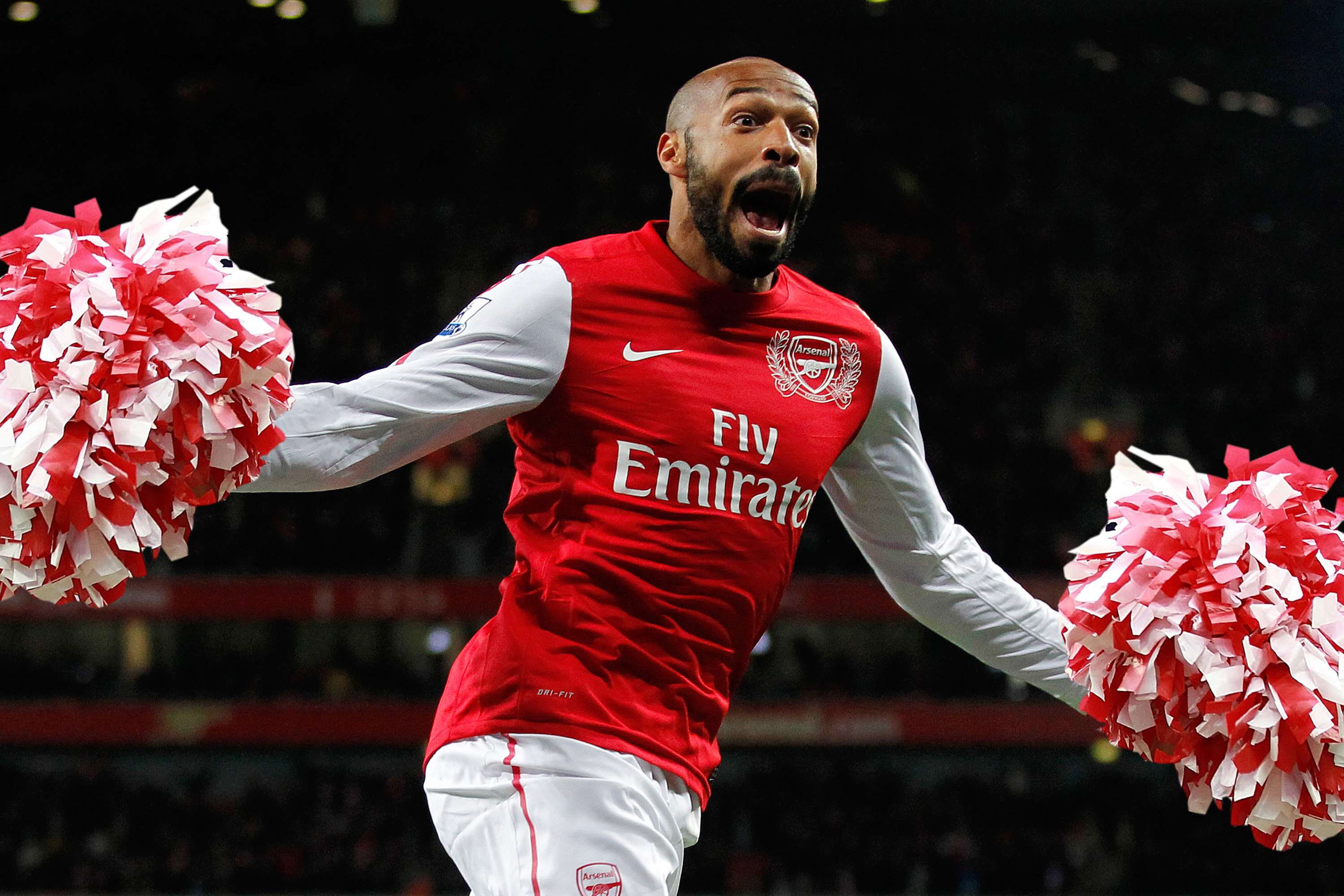 Thierry Henry  Wallpaper & pics