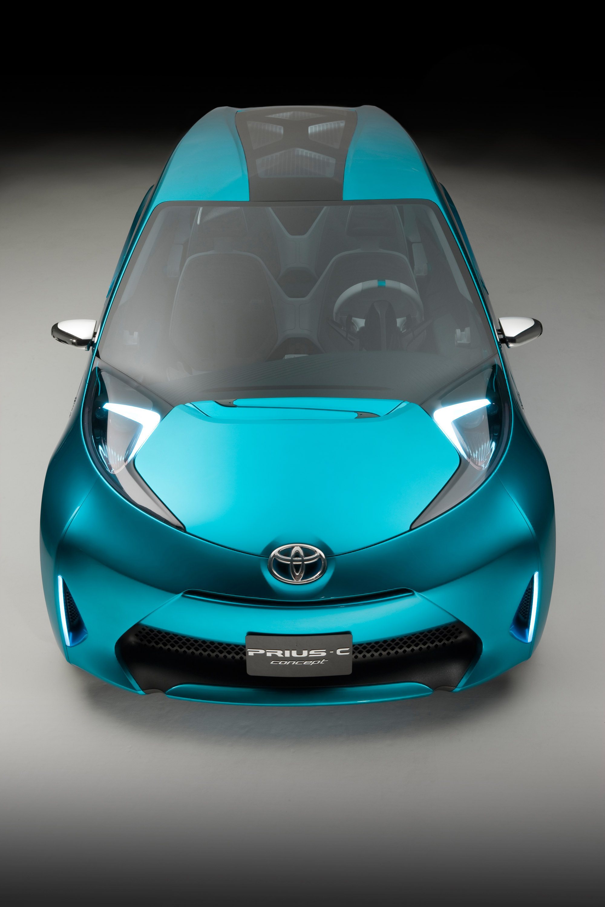 Toyota Prius Concept Cars HD Wallpapers & Pictures