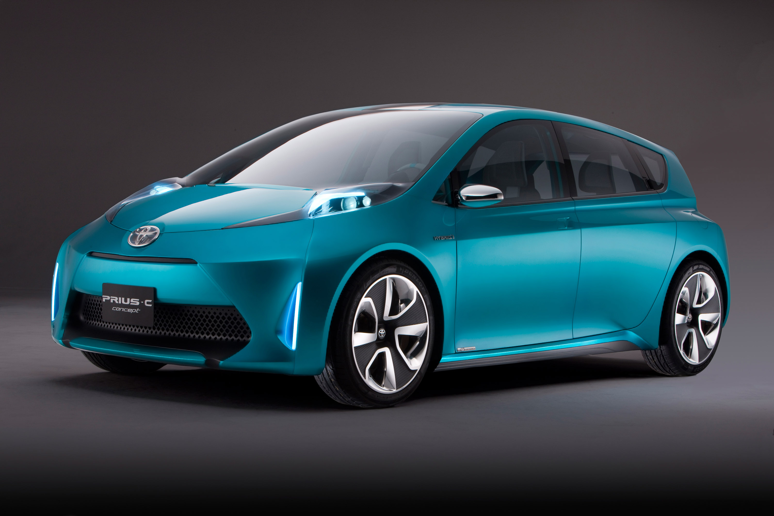 Toyota Prius Concept Cars HD Wallpapers