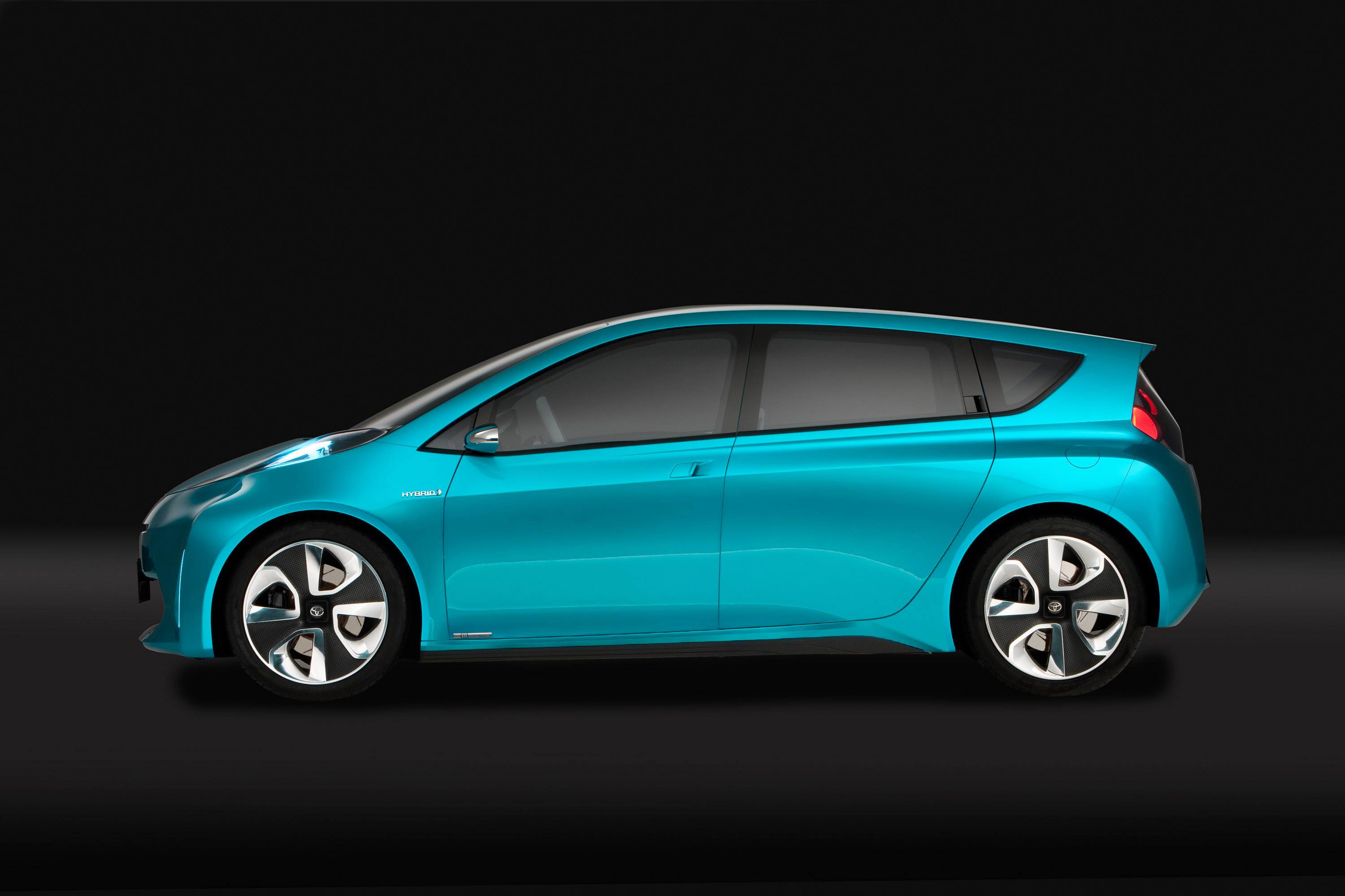 Toyota Prius Concept Cars Wallpapers & Images