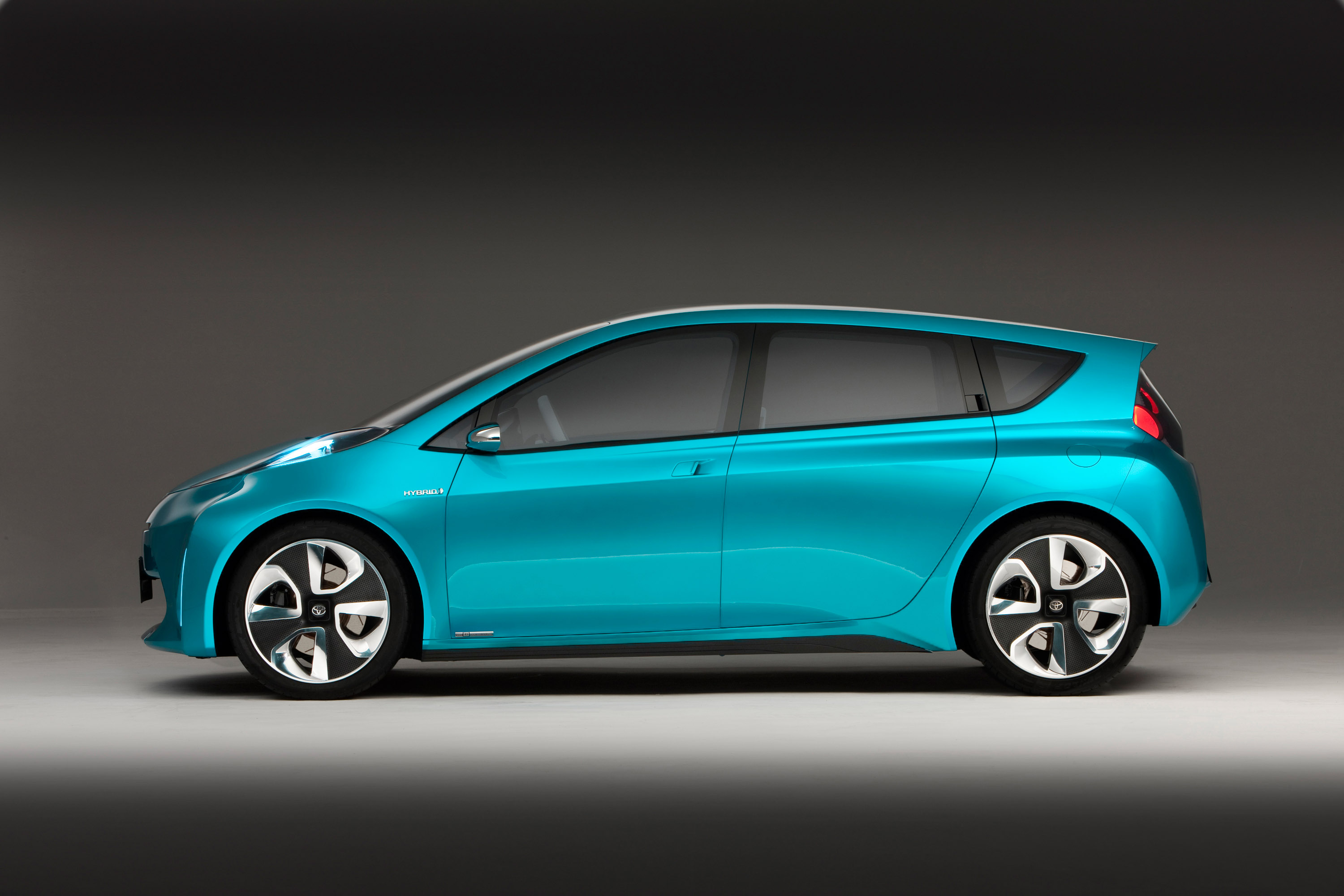 Toyota Prius Concept Cars Wallpapers & pics