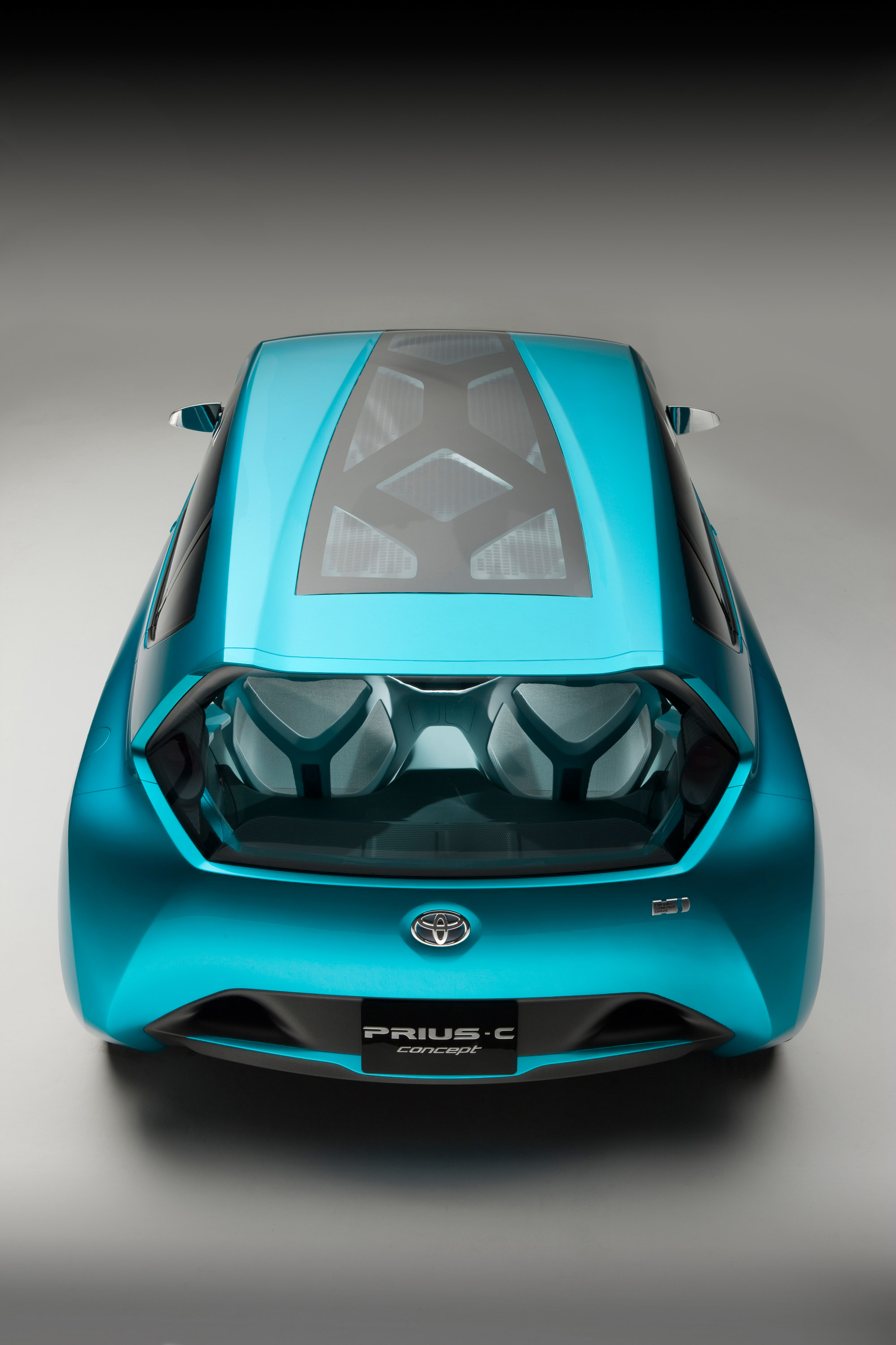Toyota Prius Concept Cars Pictures & Wallpaper