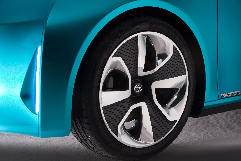 Toyota Prius c Concept Pictures