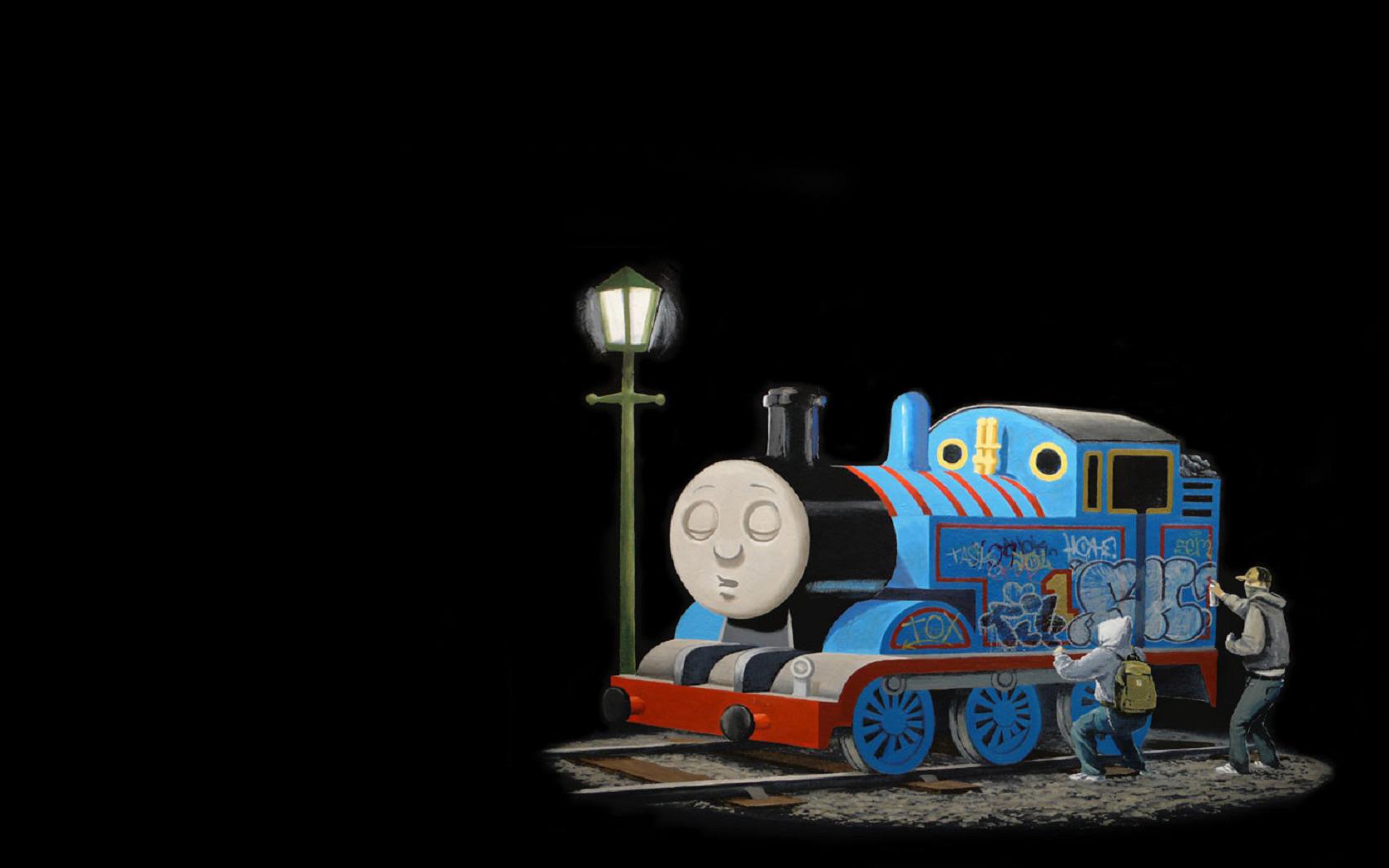 Train 3D  Picture