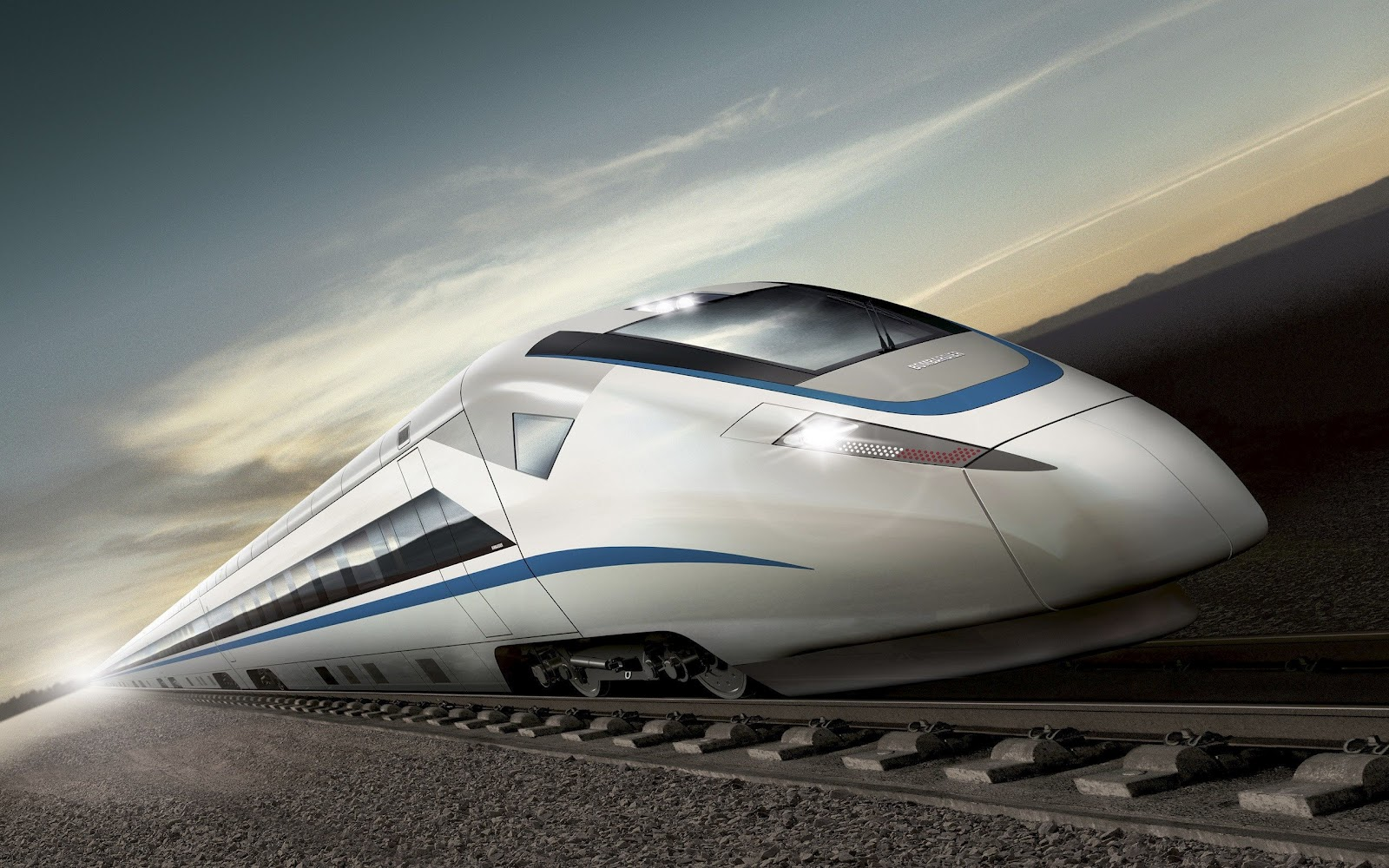 Train 3D Wallpapers & Pictures
