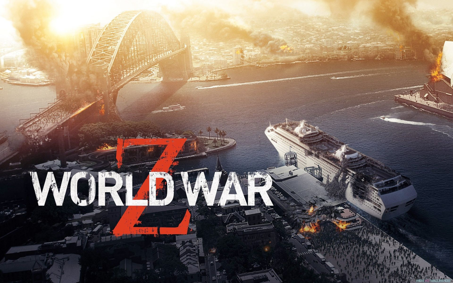 World War Z HD Wallpapers & Pictures