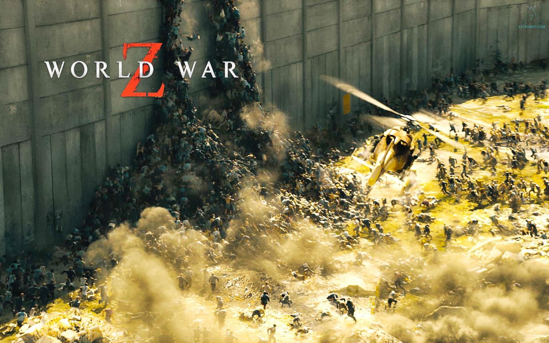 World War Z Hd Wallpaper & Picture