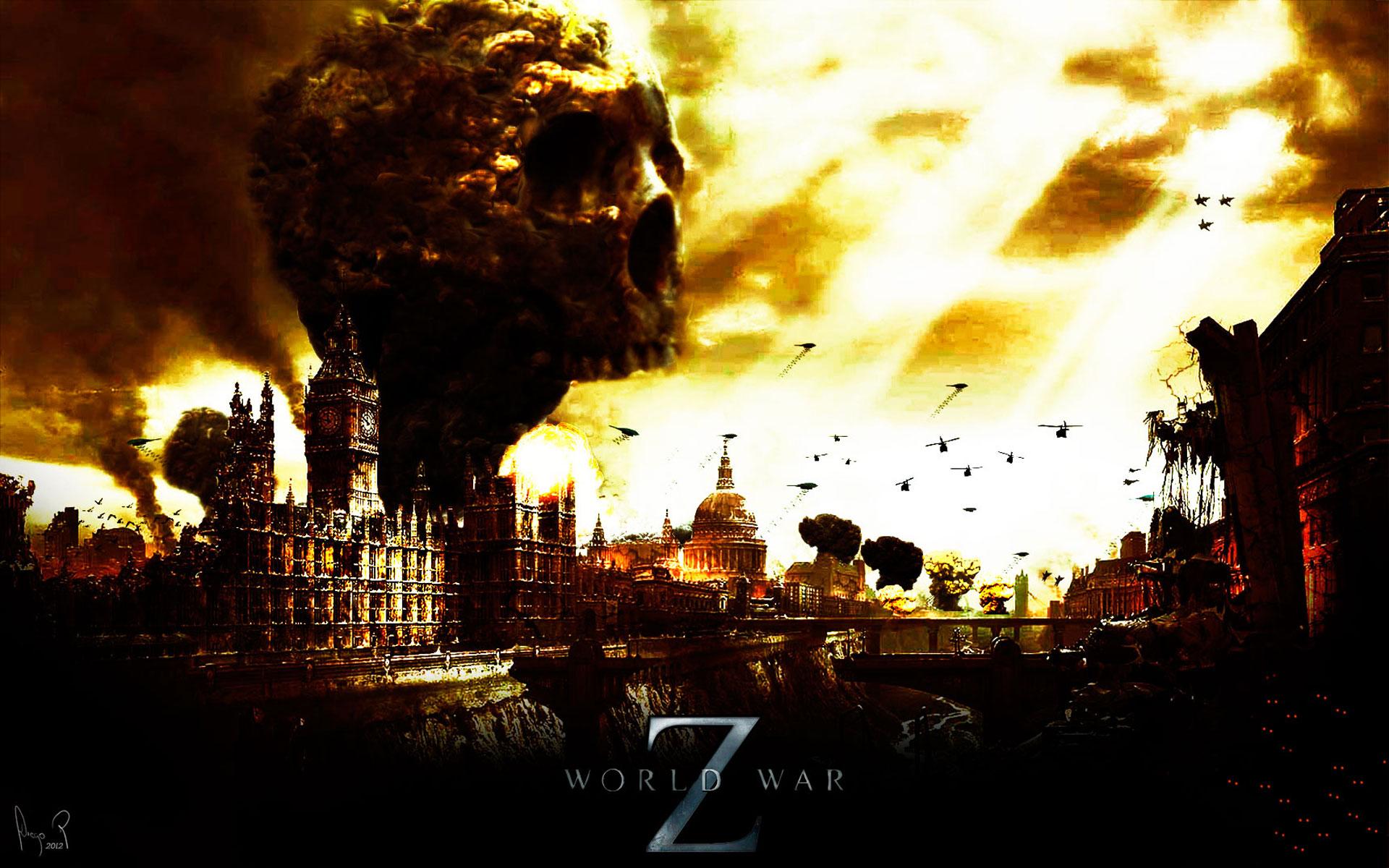 World War Z Poster images
