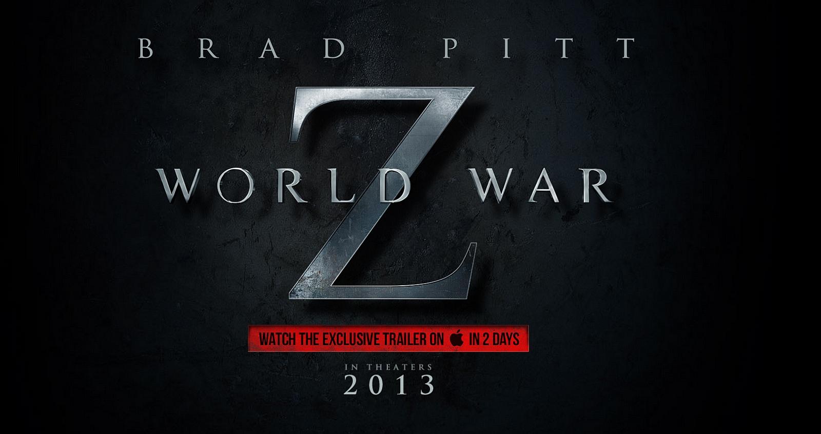 World War Z Poster & pics