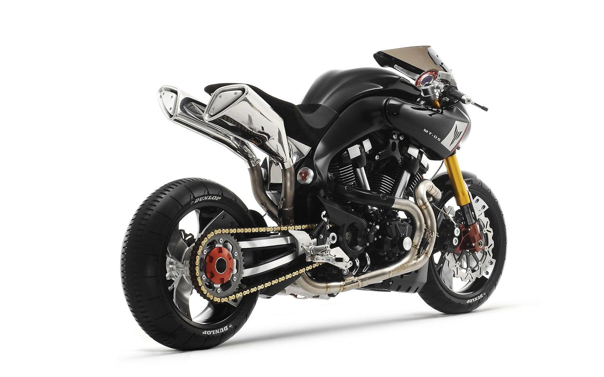 Yamaha Tesseract Bikes Pictures