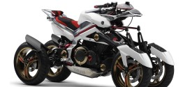 Yamaha Tesseract Bikes Wallpapers