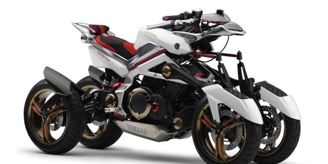 Yamaha Tesseract Bikes Wallpapers
