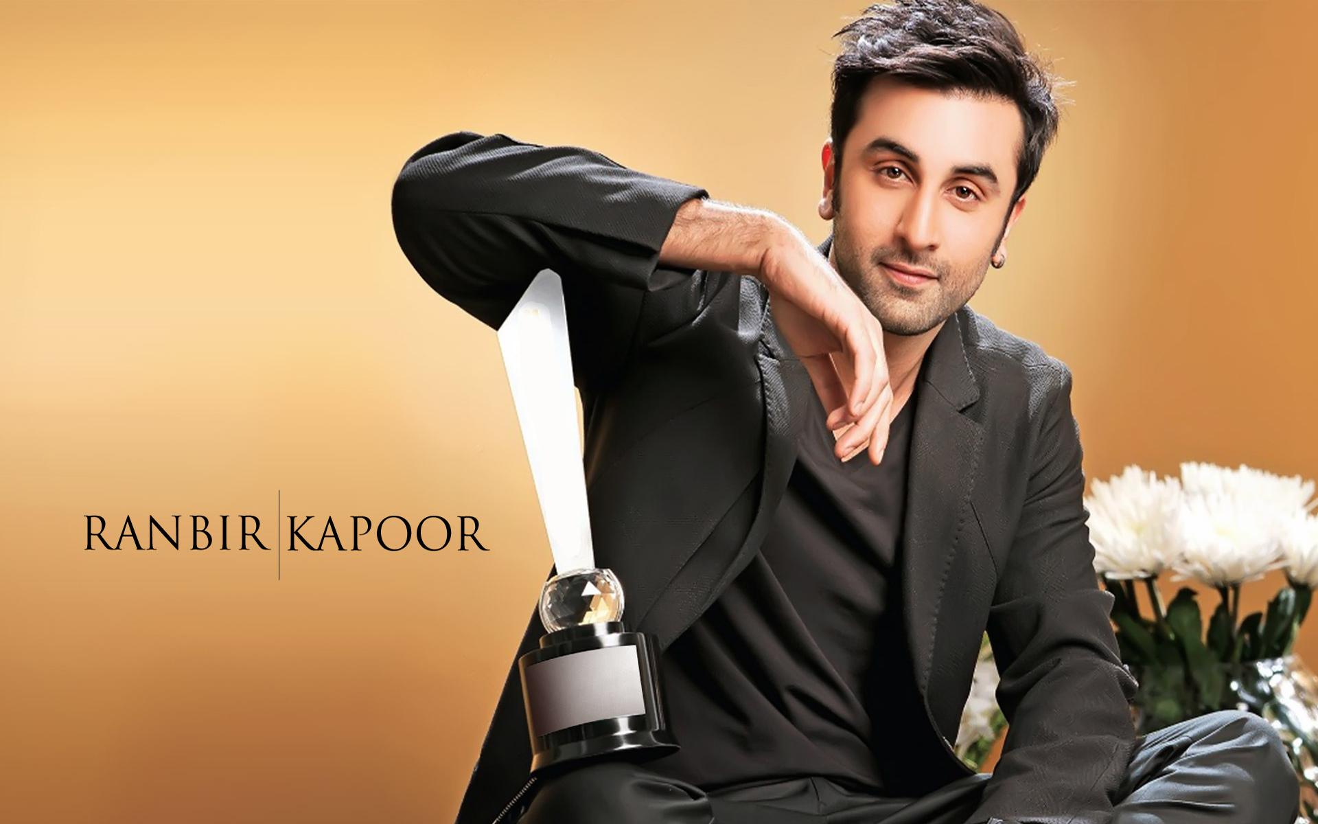 Dashing Ranbir Kapoor
