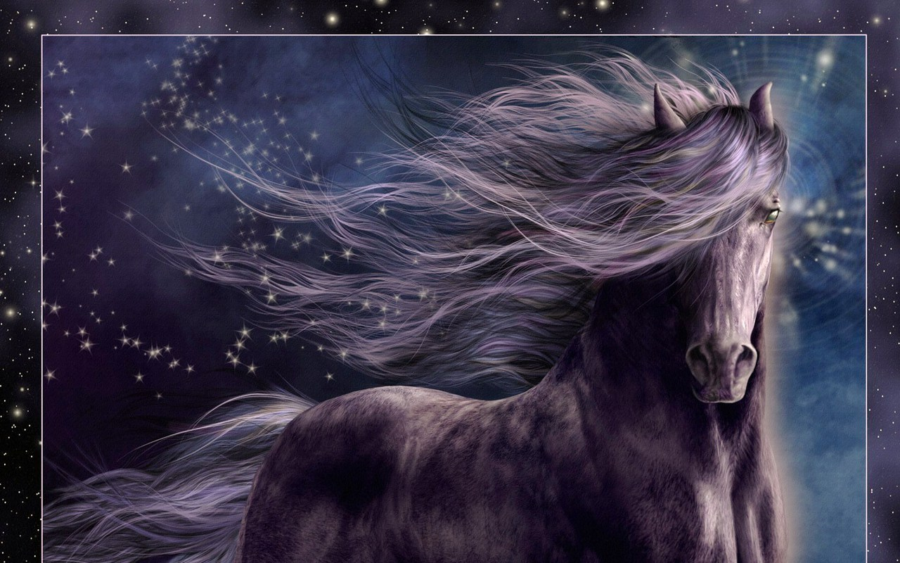 Beautiful Horse Clip Art Wallpapers