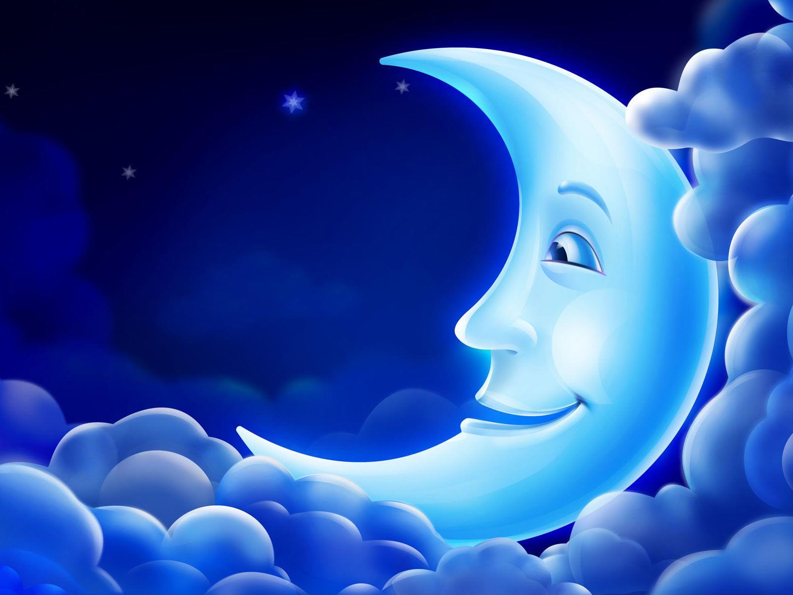 Blue Moon Photo