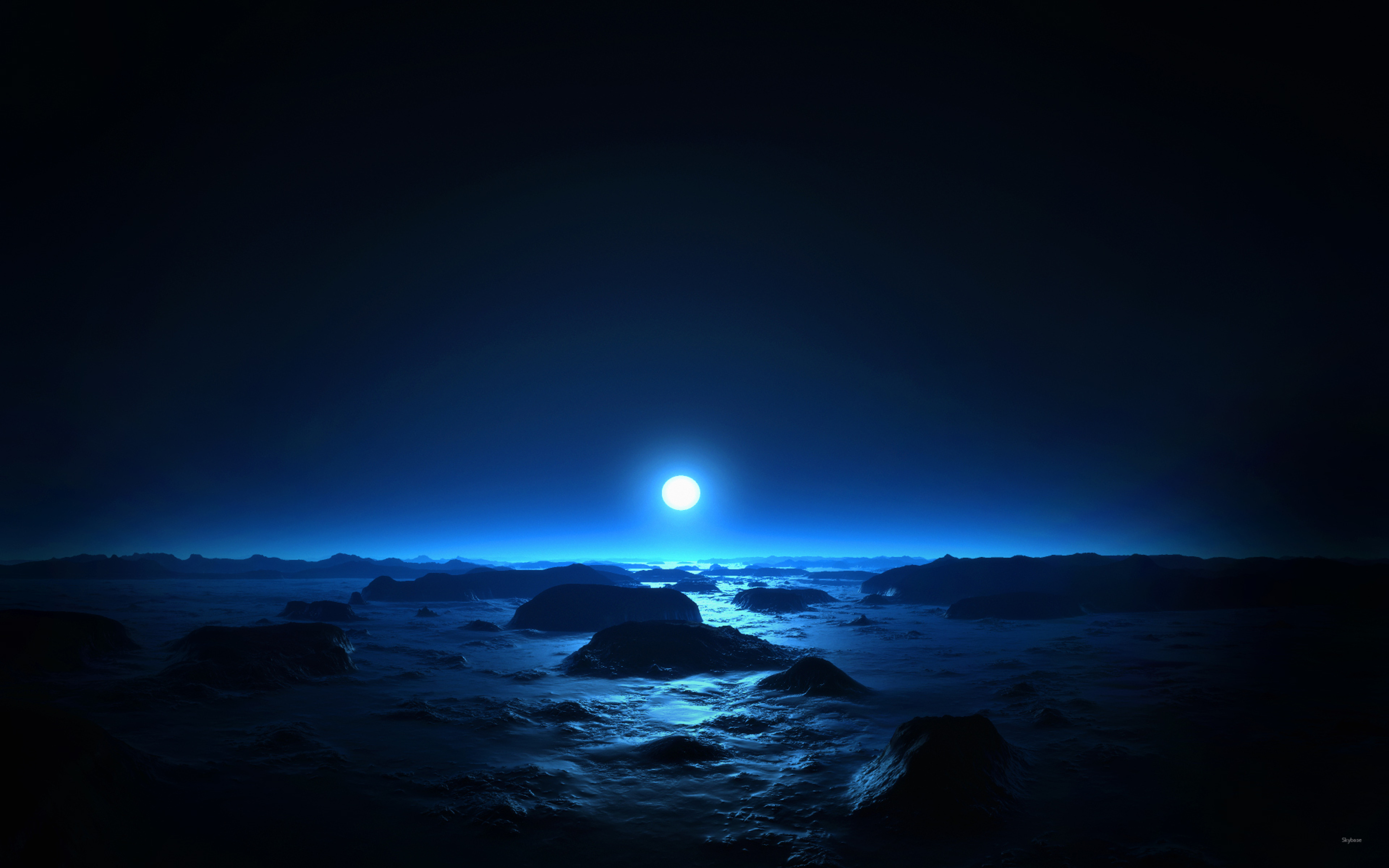 Blue Moon Wallpapers & Picture