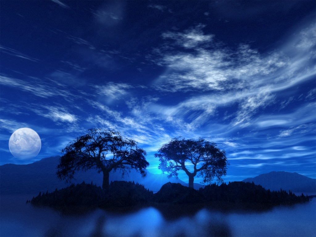 Blue Sky & Blue Moon Pictures