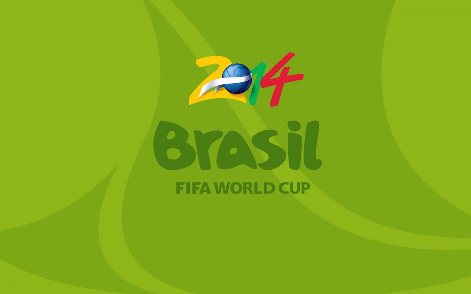 Fifa World Cup Brasil 2014 Logo