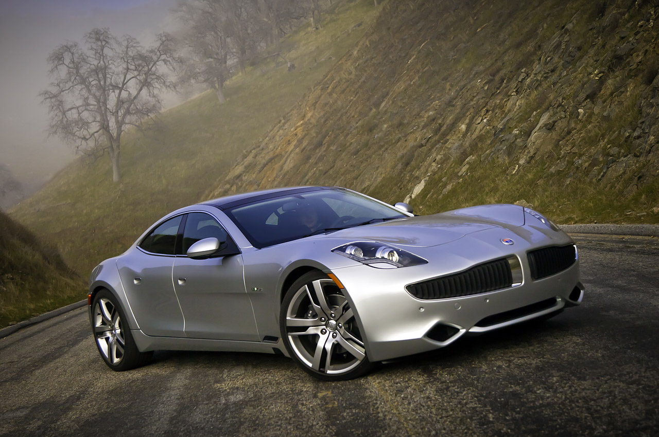 Fisker news photos