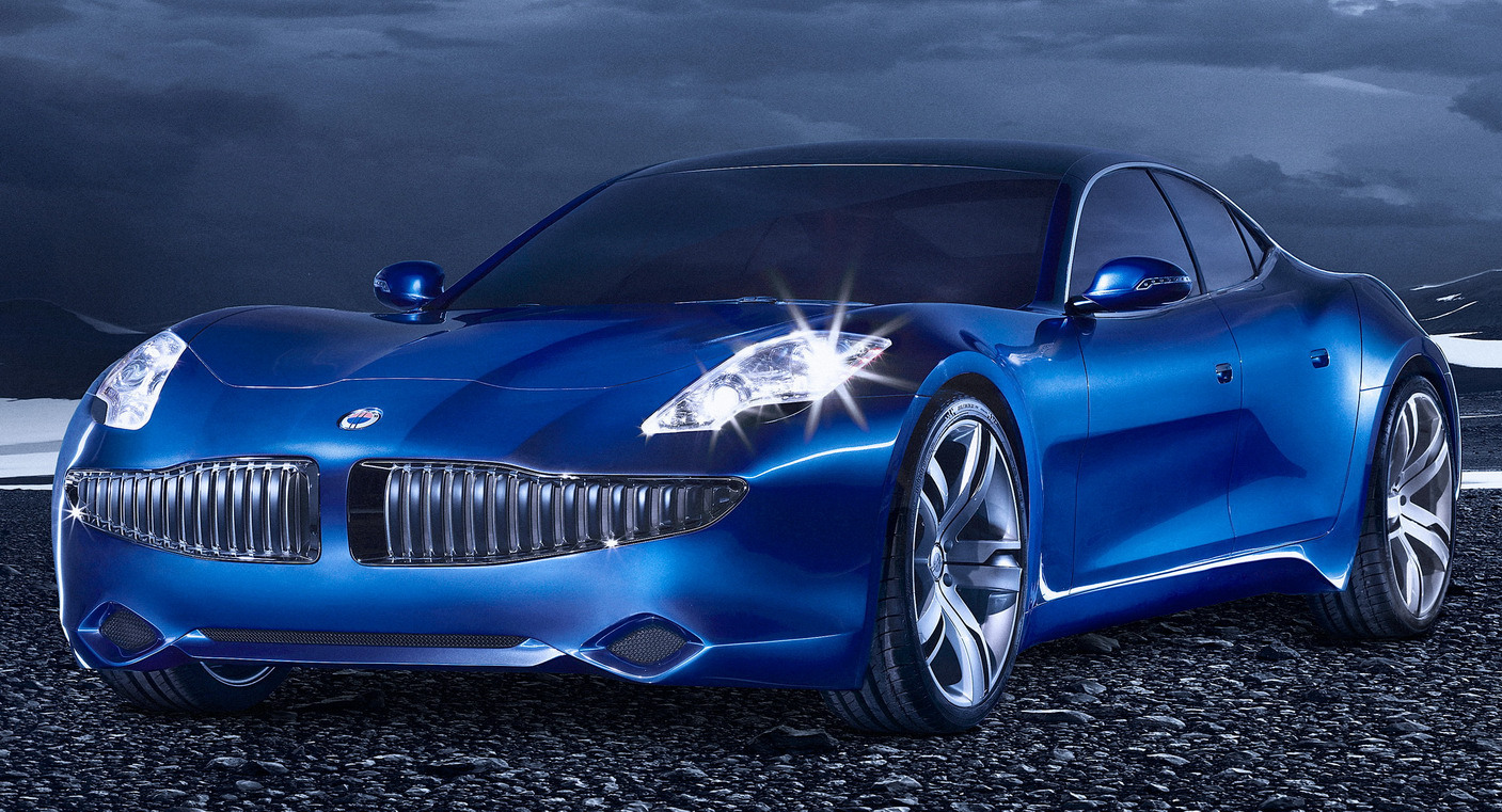 2012 Fisker Karma HD Wallpapers & Pictures