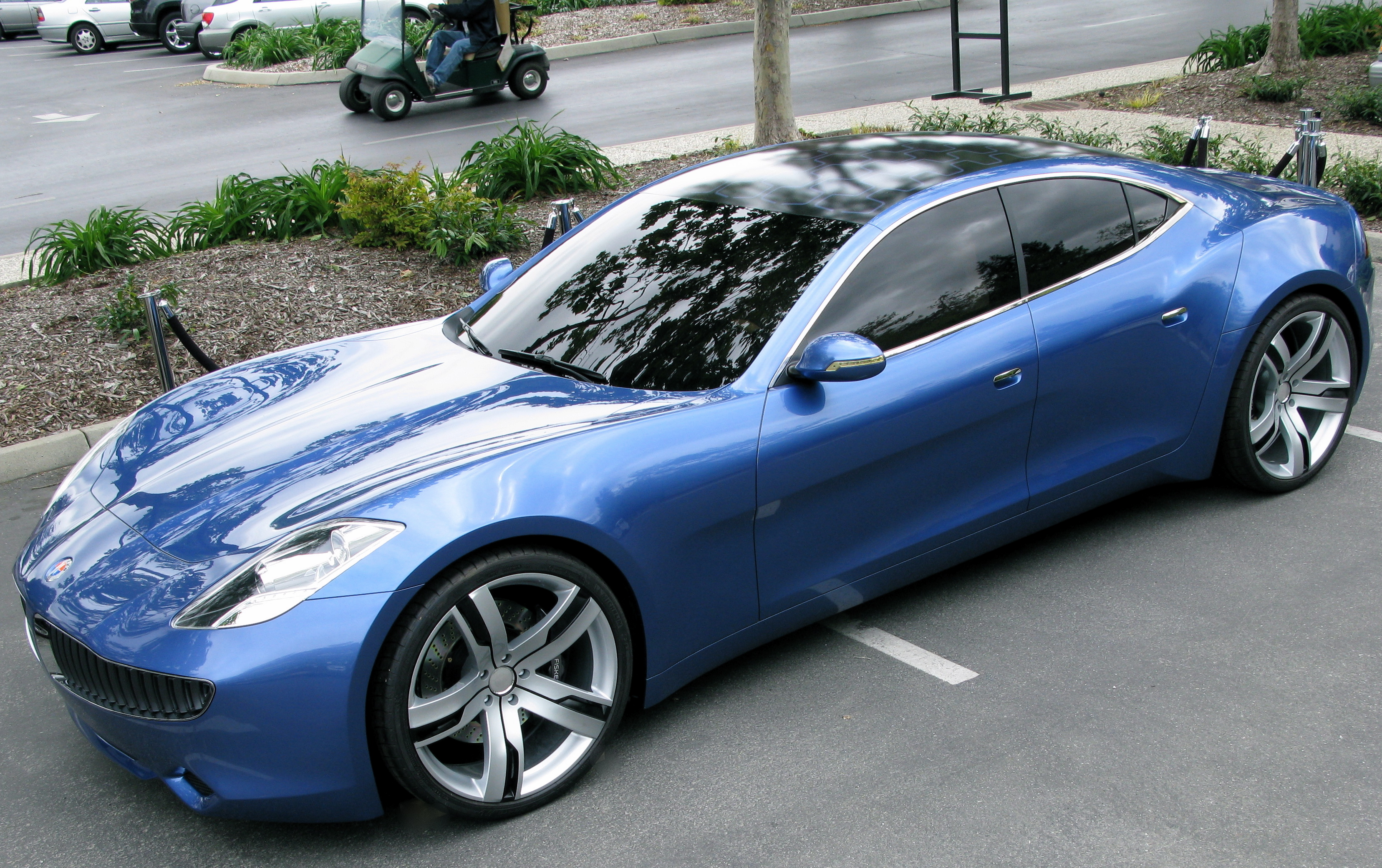 Fisker Karma HD Wallpapers