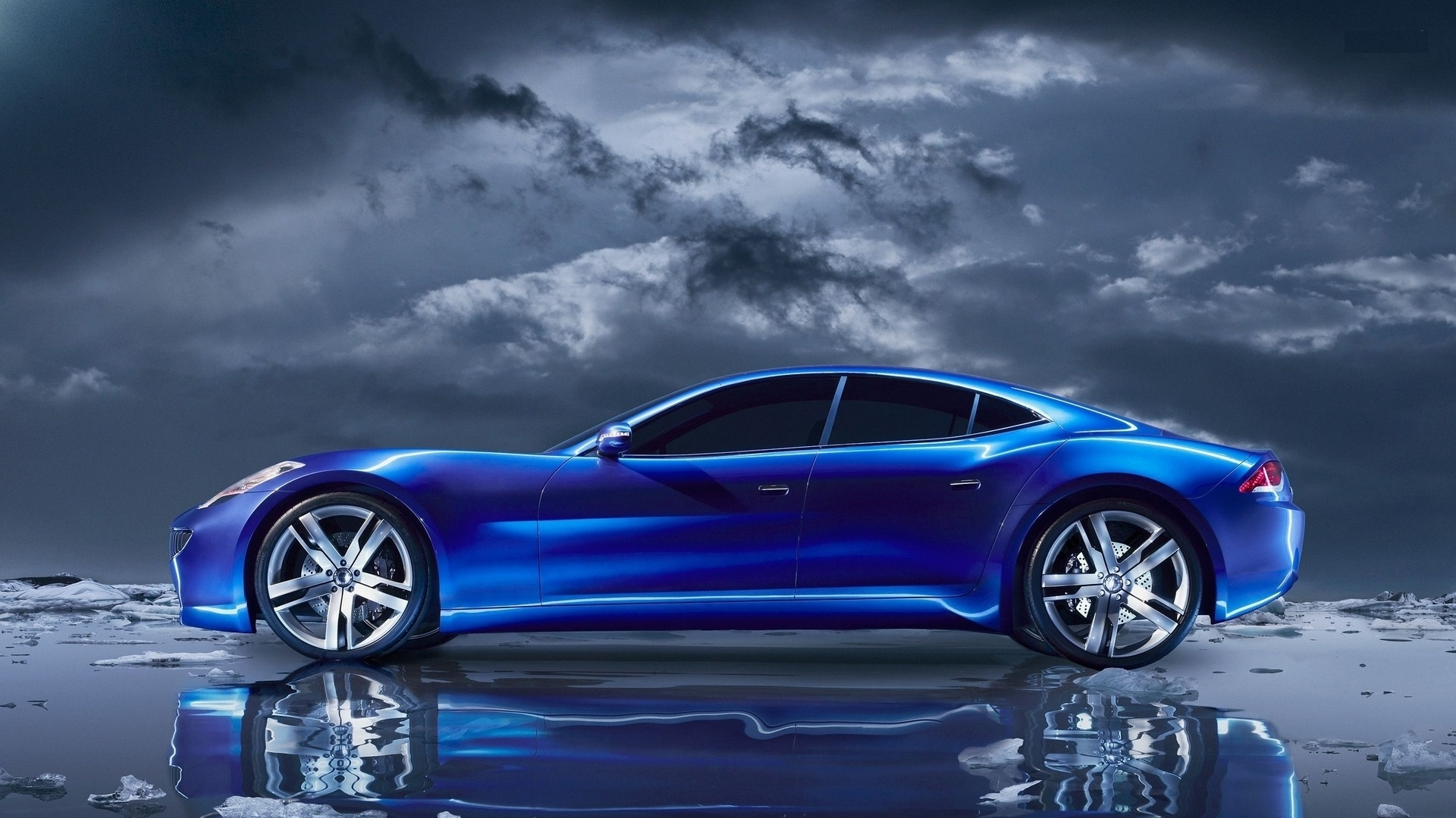 Fisker Karma Review Wallpapers & Picture