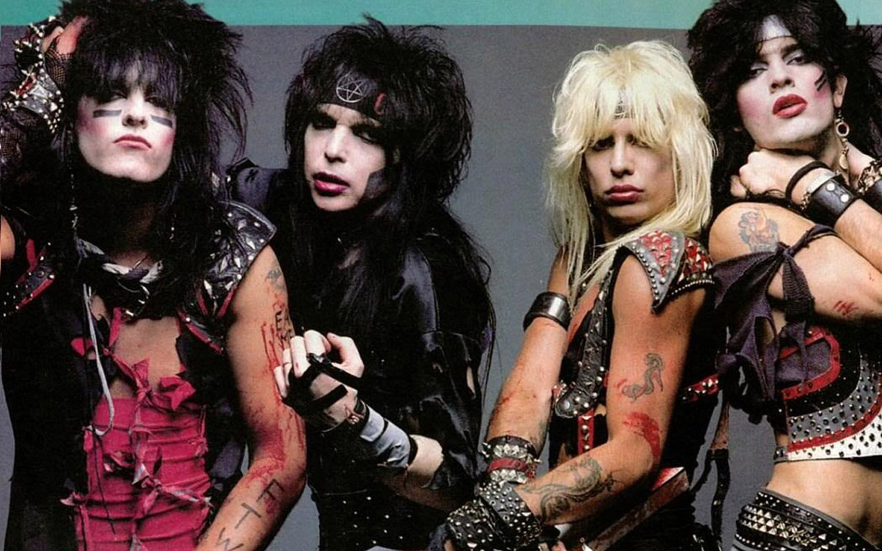 Motley Crue Shout At The Devil Wallpapers & Picture