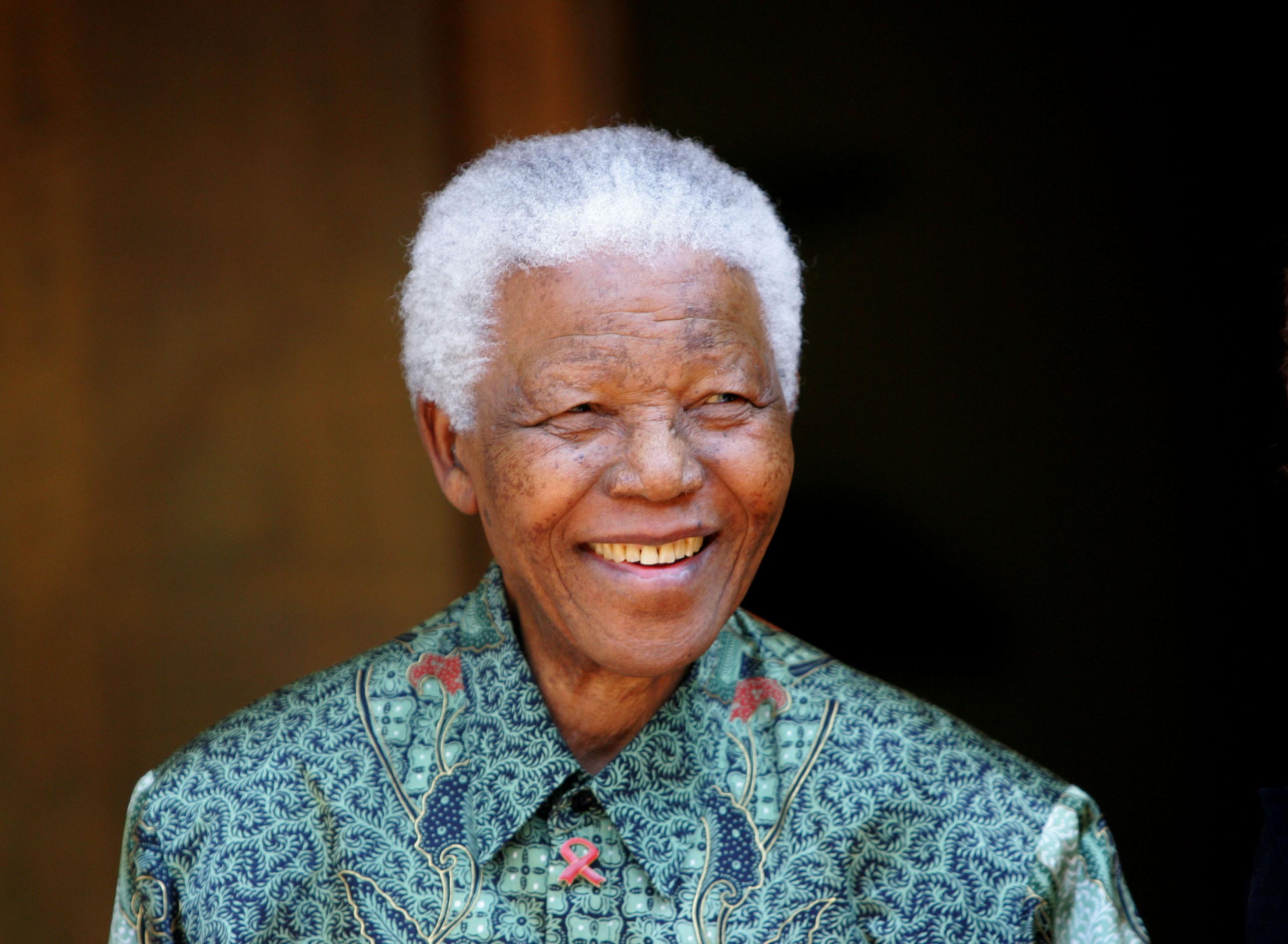 Nelson Mandela Nice Wallpapers