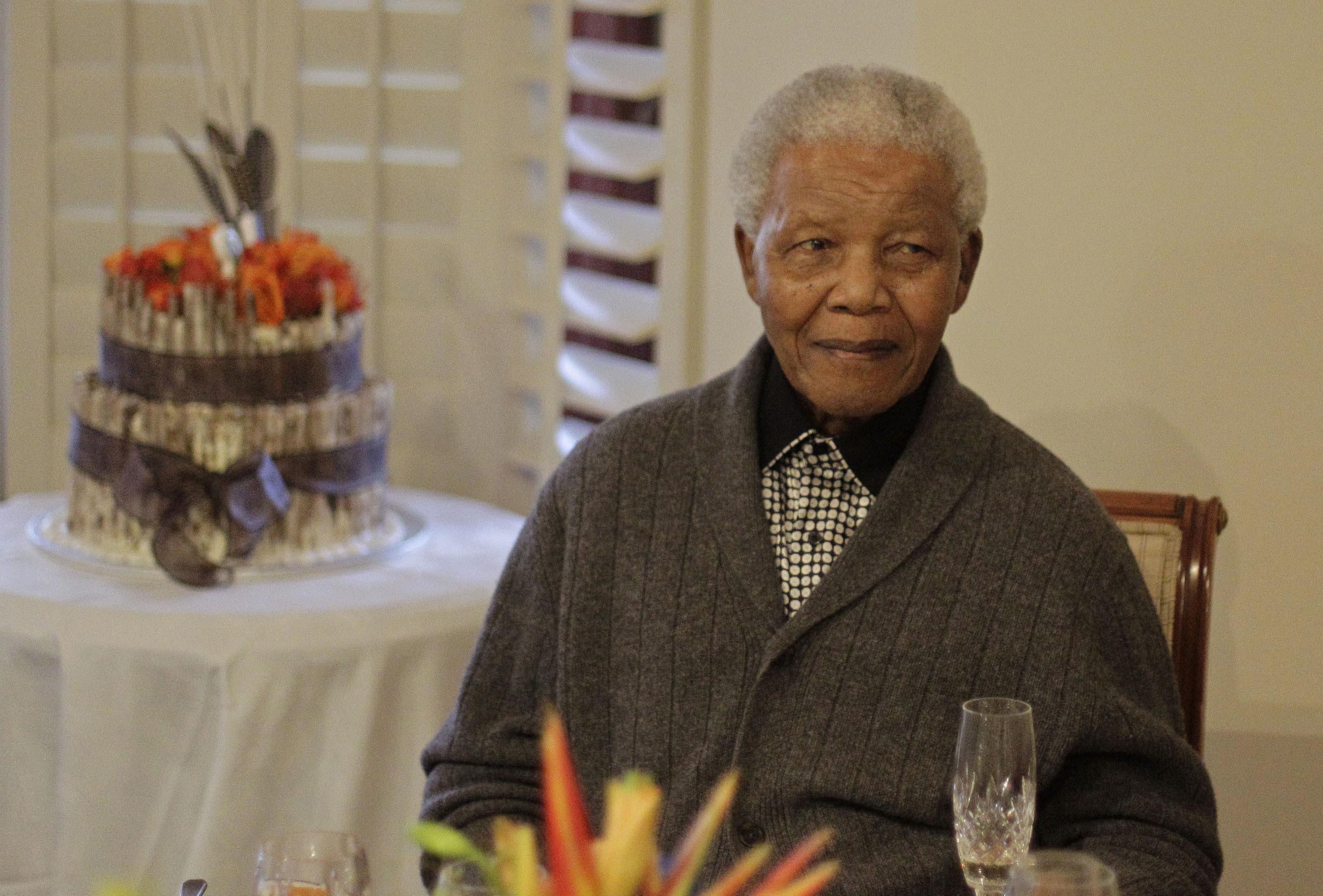 Nelson Mandela Wallpaper & Pictures