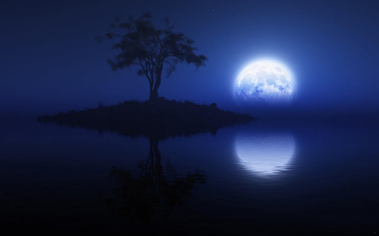 blue moon wallpaper related keywords suggestions blue