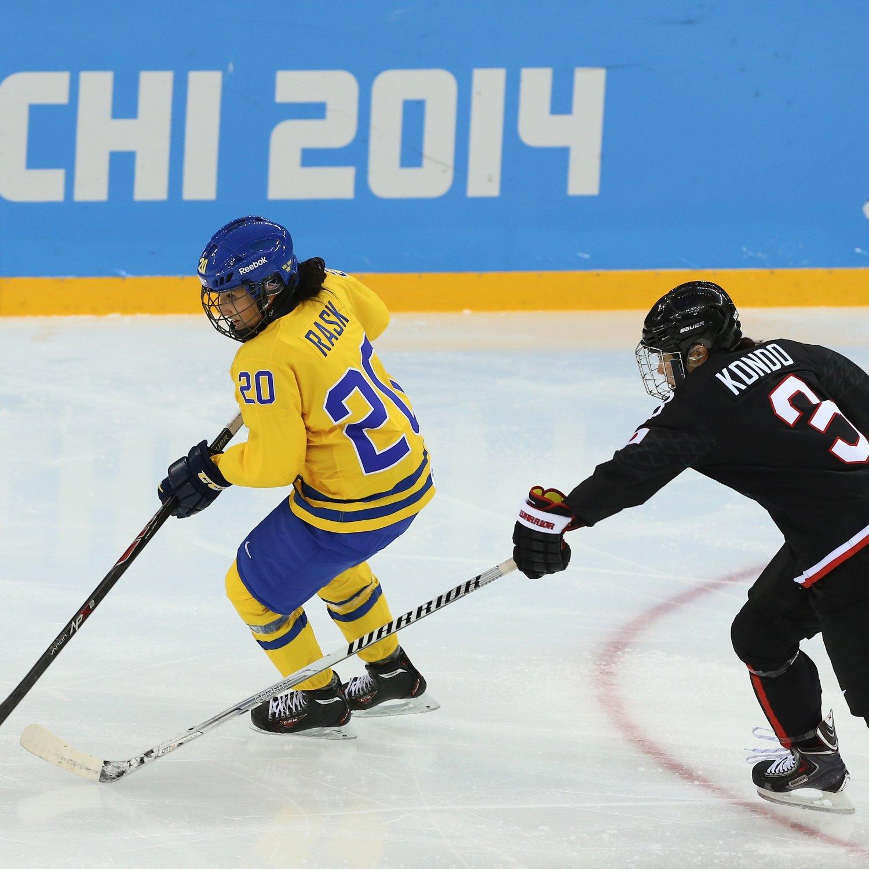 Olympic Hockey Standings 2014 Image