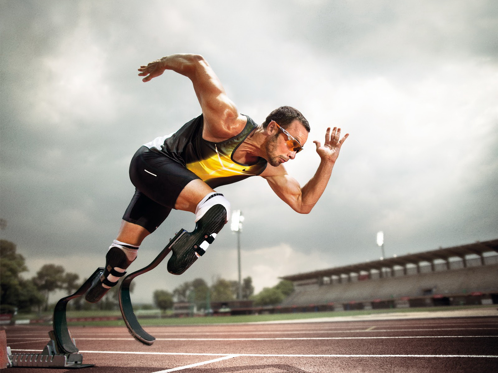 Oscar Pistorius HD Wallpapers
