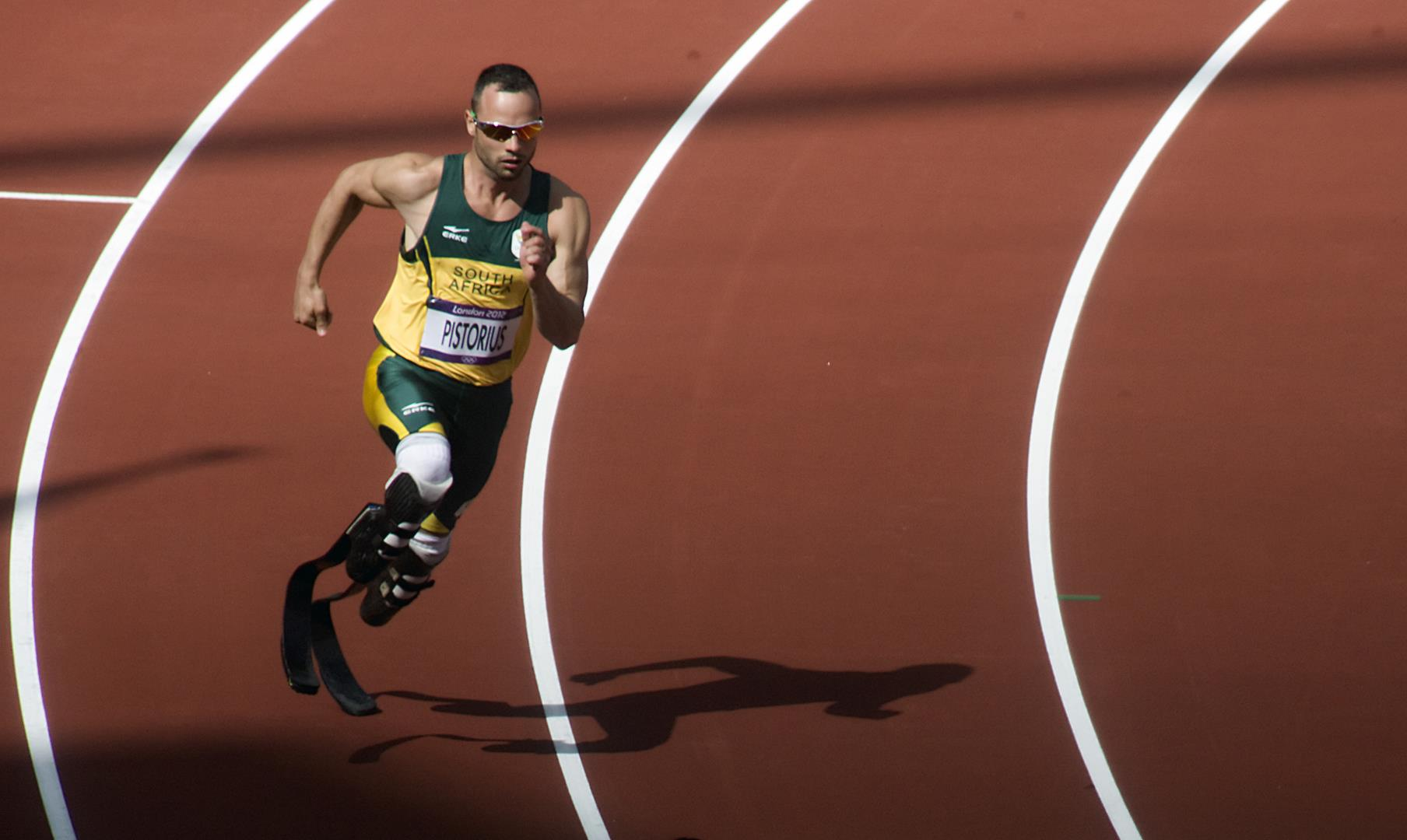 Oscar Pistorius Photos