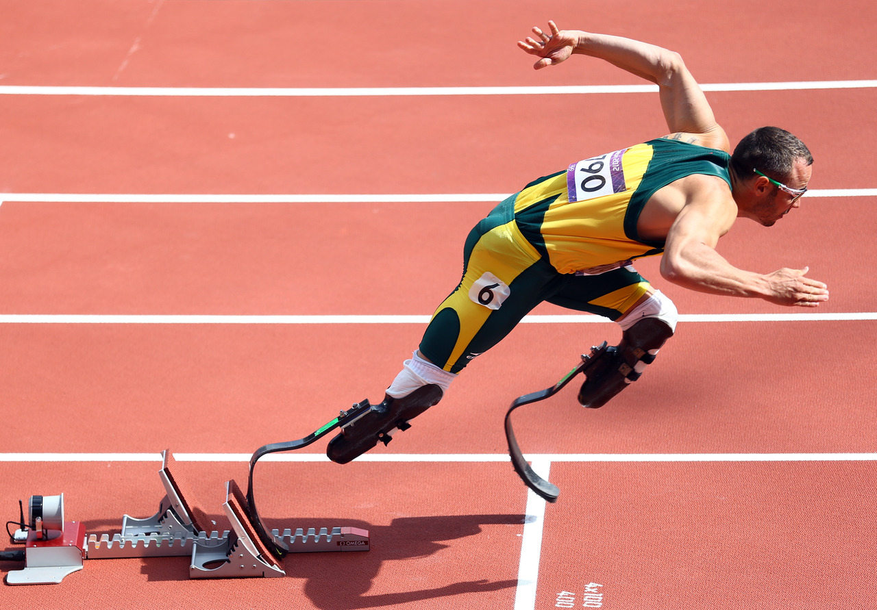 Oscar Pistorius Wallpaper & Pictures