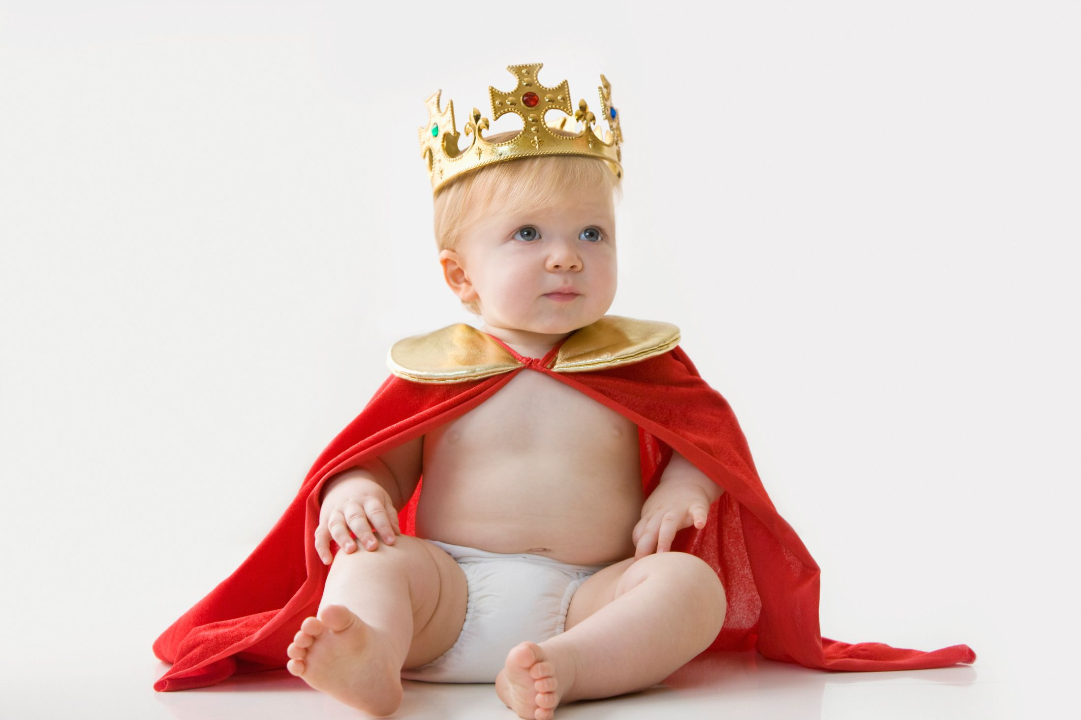 Royal Baby Picture Ideas