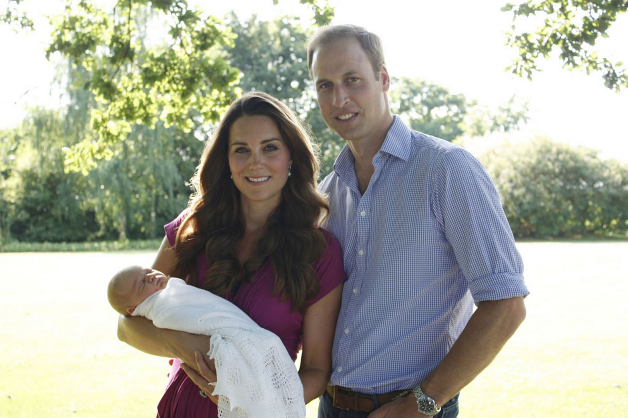 Royal Baby Picture & Wallpaper