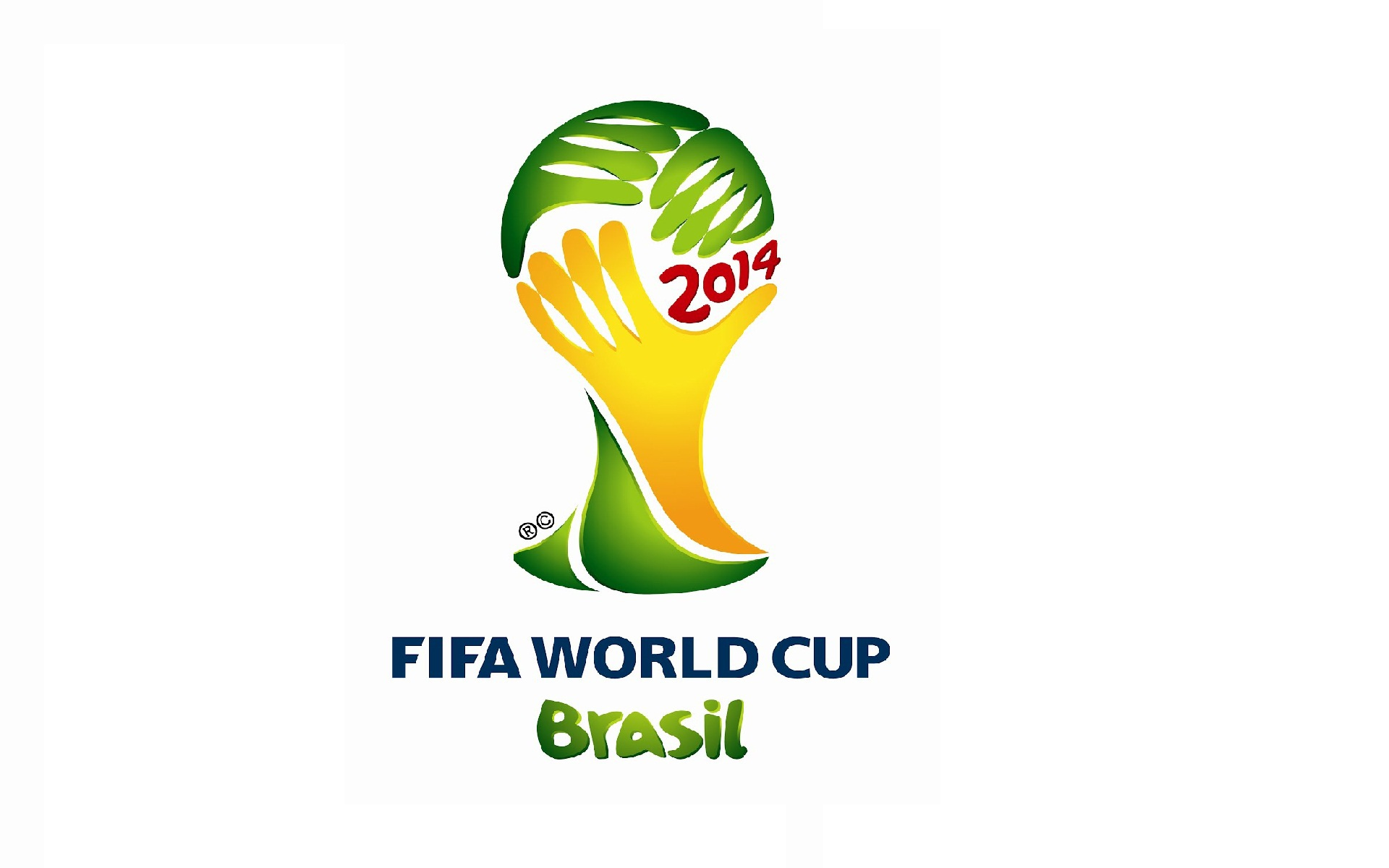 World Cup Soccer 2014 Logo