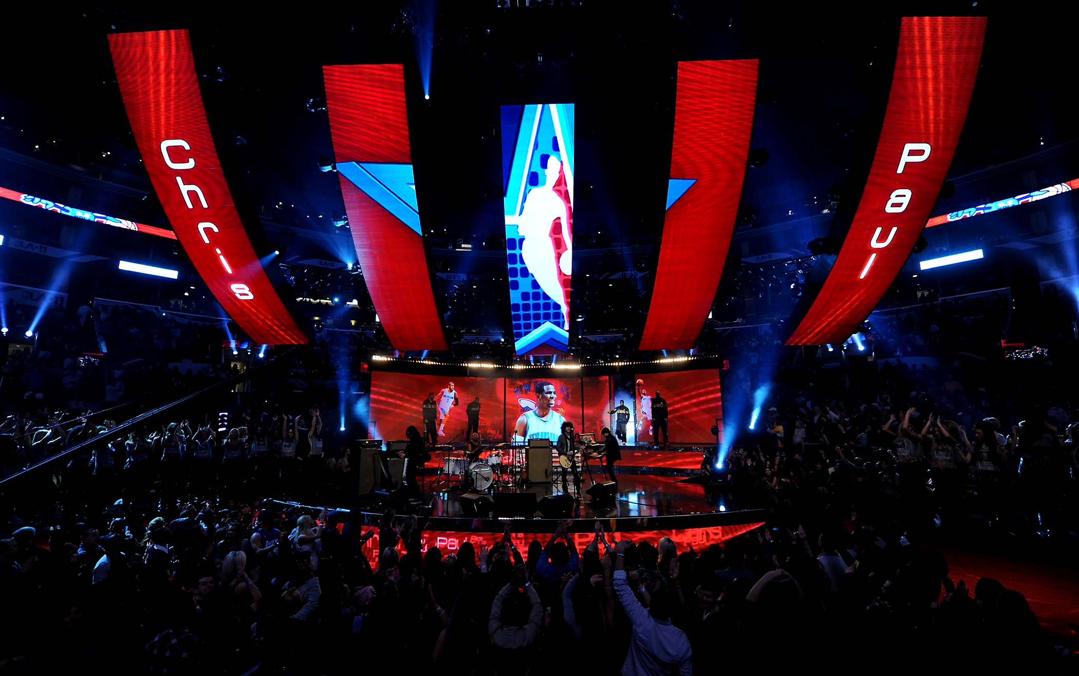 NBA all star game Pictures