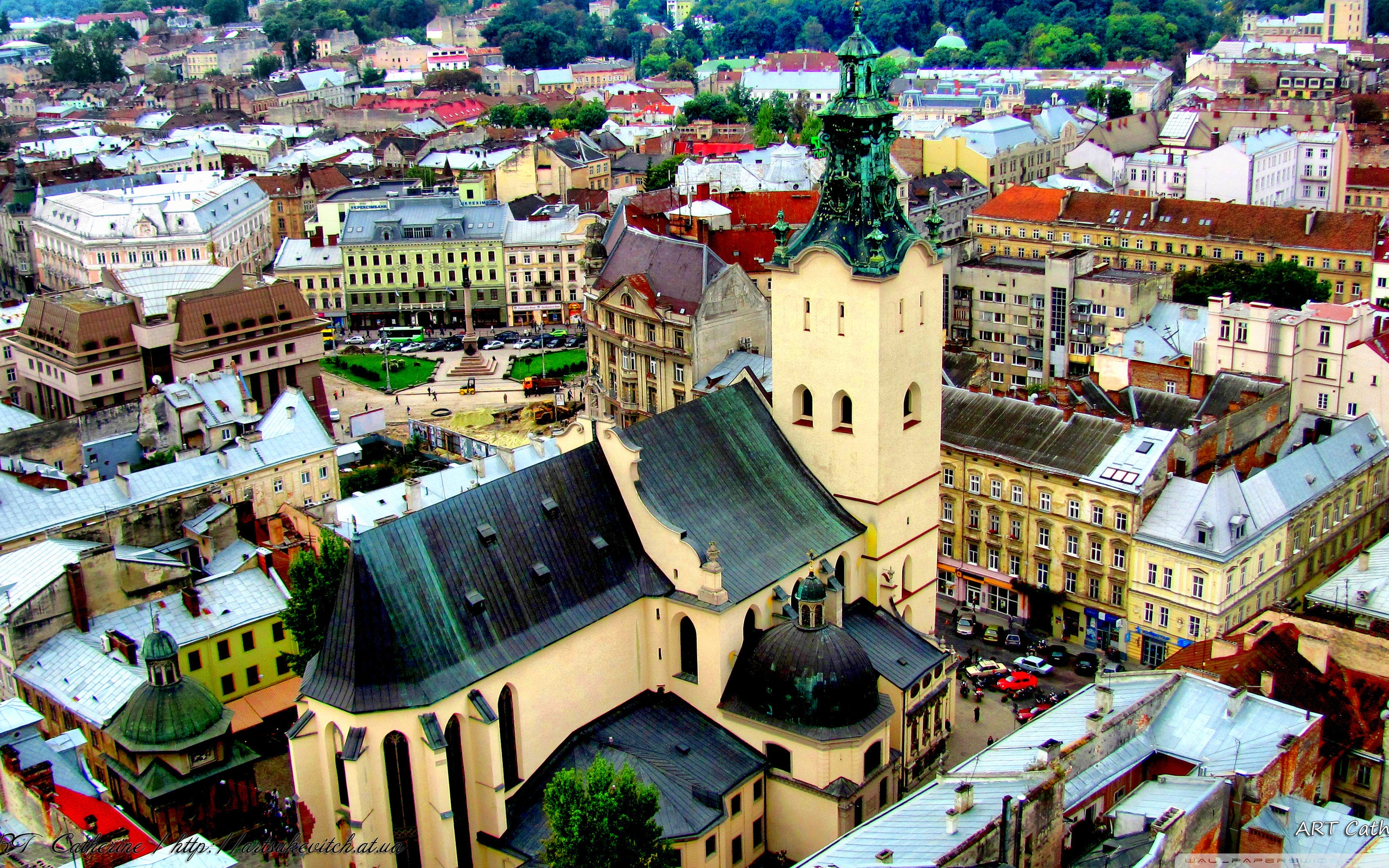 Lviv Ukraine Wallpapers