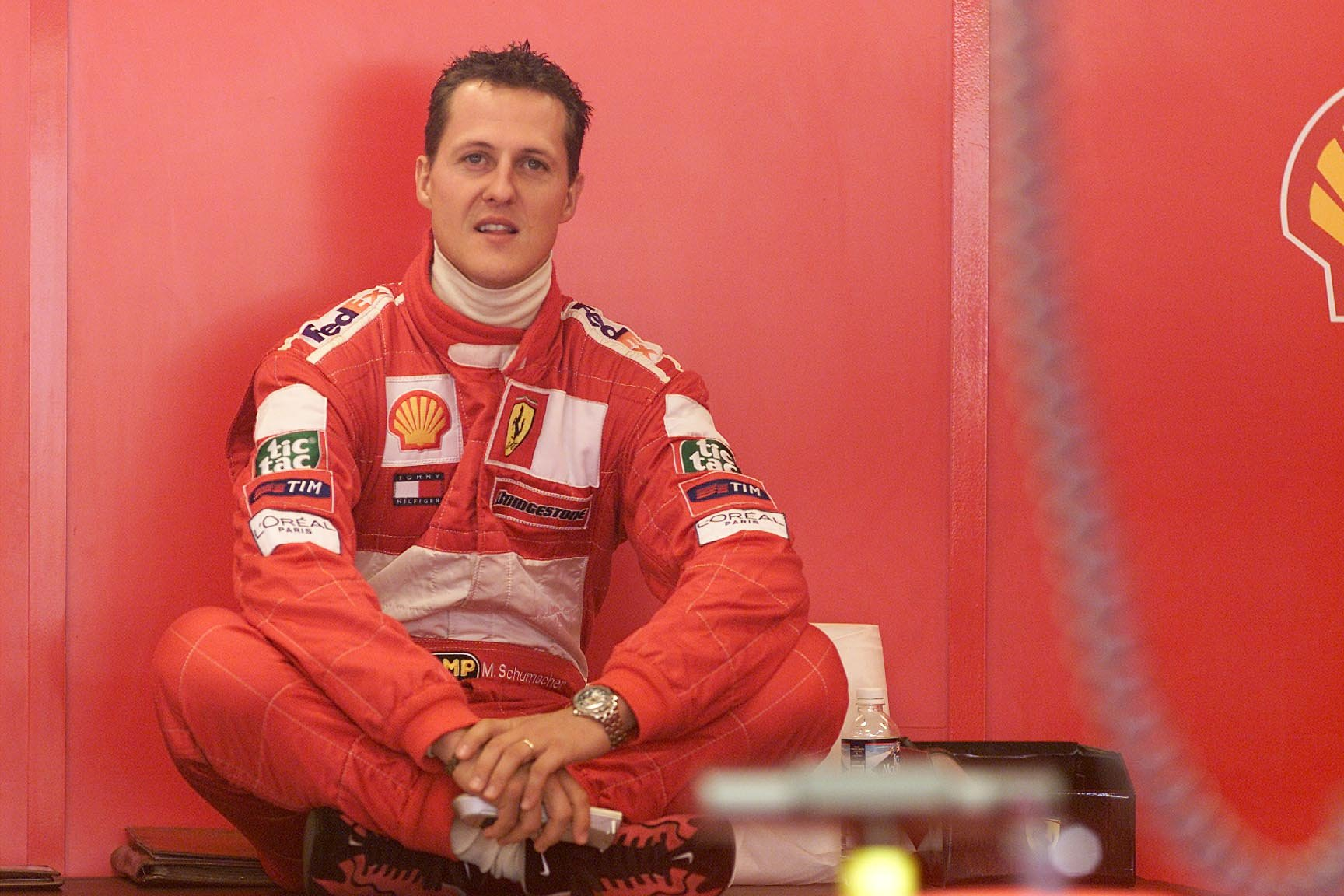 Michael Schumacher Stig Wallpaper